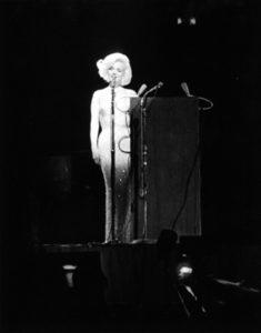 Marilyn Monroe Canta Happy Birthday per JFK